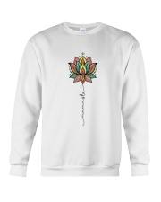 YG-D-11031911-Namaste Yoga Mandala Crewneck Sweatshirt thumbnail