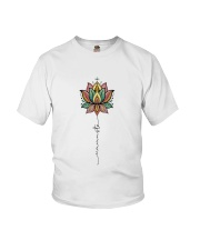 YG-D-11031911-Namaste Yoga Mandala Youth T-Shirt thumbnail
