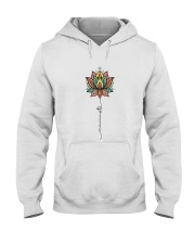 YG-D-11031911-Namaste Yoga Mandala Hooded Sweatshirt thumbnail