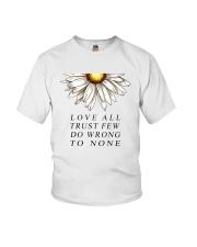 To be humble at heart Youth T-Shirt thumbnail