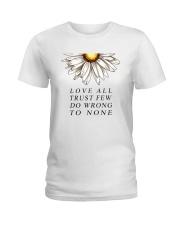 To be humble at heart Ladies T-Shirt thumbnail