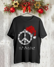 CHRISTMAS Classic T-Shirt lifestyle-holiday-crewneck-front-2