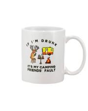 Deer Buck Camping Mug thumbnail