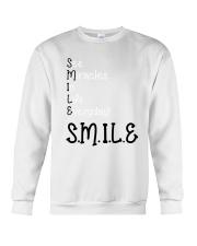 SEE MIRACLES IN LIFE EVERYDAY Crewneck Sweatshirt thumbnail