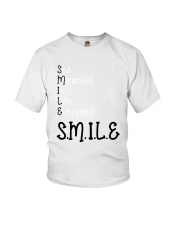SEE MIRACLES IN LIFE EVERYDAY Youth T-Shirt thumbnail