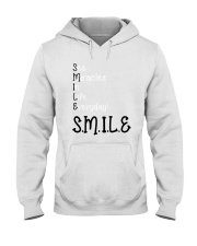 SEE MIRACLES IN LIFE EVERYDAY Hooded Sweatshirt thumbnail