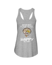 WHAT EVER MAKES YOUR SOUL HAPPY DO THAT Ladies Flowy Tank thumbnail