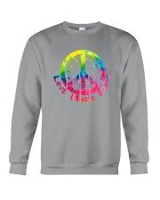 LOVE MUSIC PEACE Crewneck Sweatshirt thumbnail