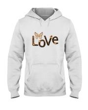 LOVE Hooded Sweatshirt thumbnail