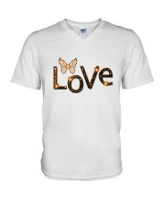 LOVE V-Neck T-Shirt thumbnail