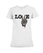 LOVE Premium Fit Ladies Tee thumbnail