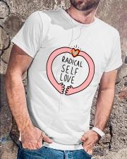 RADICAL SELF LOVE Classic T-Shirt lifestyle-mens-crewneck-front-4