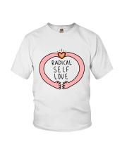 RADICAL SELF LOVE Youth T-Shirt thumbnail