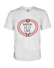 RADICAL SELF LOVE V-Neck T-Shirt thumbnail