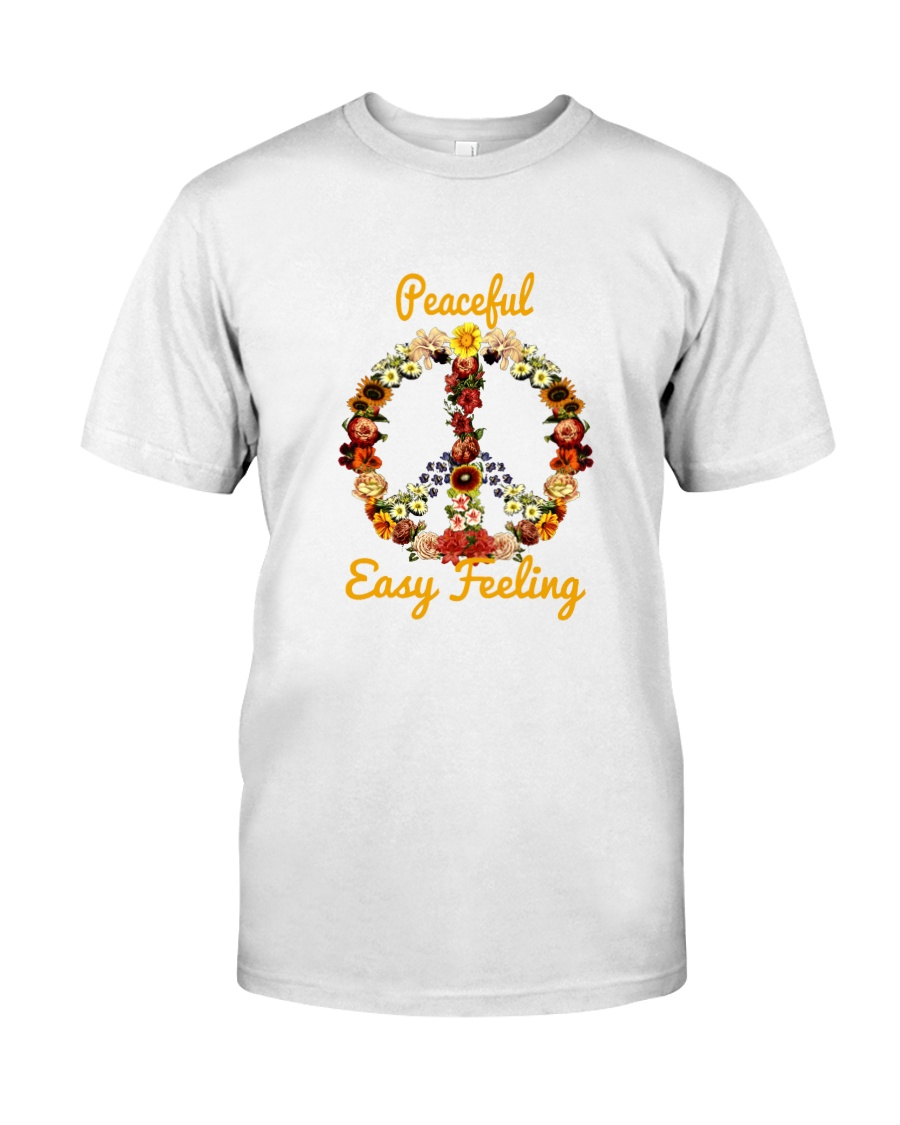 PEACE Premium Fit Mens Tee