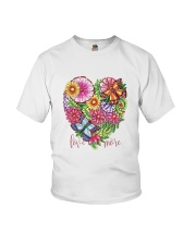 Love You More Youth T-Shirt thumbnail