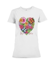 Love You More Premium Fit Ladies Tee thumbnail