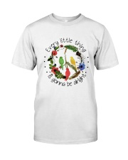 Every little thing is gonna be alright Premium Fit Mens Tee thumbnail