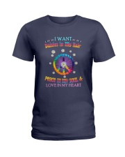 PEACE IN MY SOUL Ladies T-Shirt thumbnail