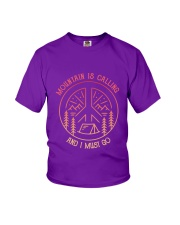 CP-D25021918-Mountain is calling and i must go 3 Youth T-Shirt thumbnail