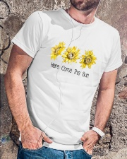 HERE COMES THE SUN Classic T-Shirt lifestyle-mens-crewneck-front-4