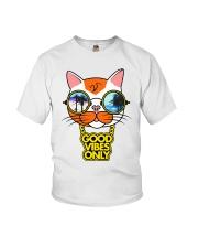 GOOD VIBES Youth T-Shirt thumbnail