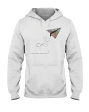 FIND A HAPPY PLACE Hooded Sweatshirt thumbnail