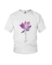 Namaste Mandala Youth T-Shirt thumbnail