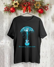 Take A Sad Song And Make It Better  Classic T-Shirt lifestyle-holiday-crewneck-front-2