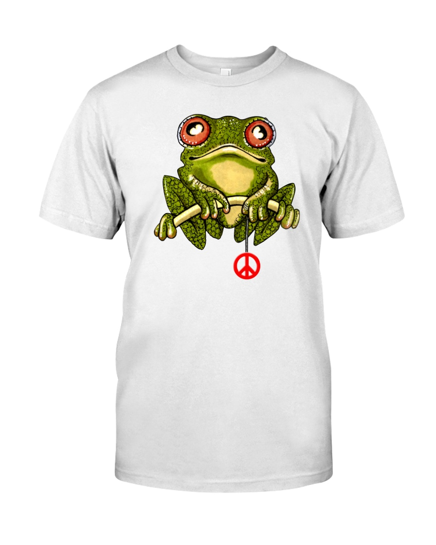 SUNFLOG PEACE  Classic T-Shirt