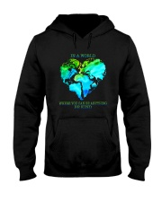 You Can Be Anything Hooded Sweatshirt thumbnail