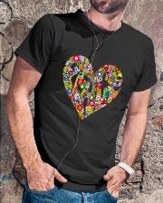 PEACE Classic T-Shirt lifestyle-mens-crewneck-front-4