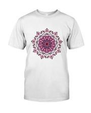 MANDALA 12 Classic T-Shirt front