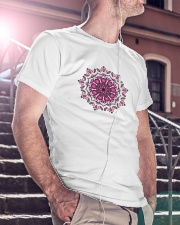 MANDALA 12 Classic T-Shirt lifestyle-mens-crewneck-front-5