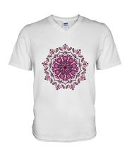 MANDALA 12 V-Neck T-Shirt thumbnail
