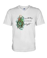Be Alright 2 V-Neck T-Shirt thumbnail