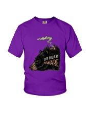Be Bear Aware Youth T-Shirt thumbnail