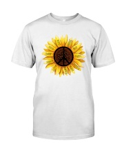 PEACE FLOWER Classic T-Shirt thumbnail