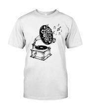 PEACE MUSIC Classic T-Shirt front