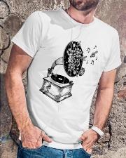 PEACE MUSIC Classic T-Shirt lifestyle-mens-crewneck-front-4