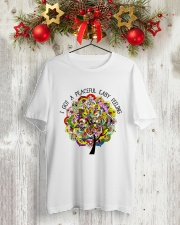 Peaceful Easy Feeling Classic T-Shirt lifestyle-holiday-crewneck-front-2