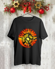 HP-D22021910-You Are My Sunshine Classic T-Shirt lifestyle-holiday-crewneck-front-2