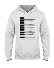 MUSIC CAN CHANGE THE WORLD  Hooded Sweatshirt thumbnail