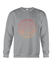 CP-D25021917-And Into The Forest 1 Crewneck Sweatshirt thumbnail