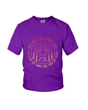 CP-D25021917-And Into The Forest 1 Youth T-Shirt thumbnail
