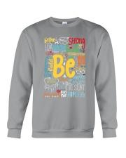 BE STRONG Crewneck Sweatshirt thumbnail
