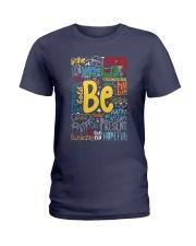 BE STRONG Ladies T-Shirt thumbnail