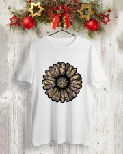 FLOWER HIPPIE Classic T-Shirt lifestyle-holiday-crewneck-front-2