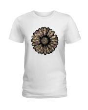 FLOWER HIPPIE Ladies T-Shirt thumbnail