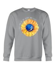 LOVE TO THE MOON Crewneck Sweatshirt thumbnail